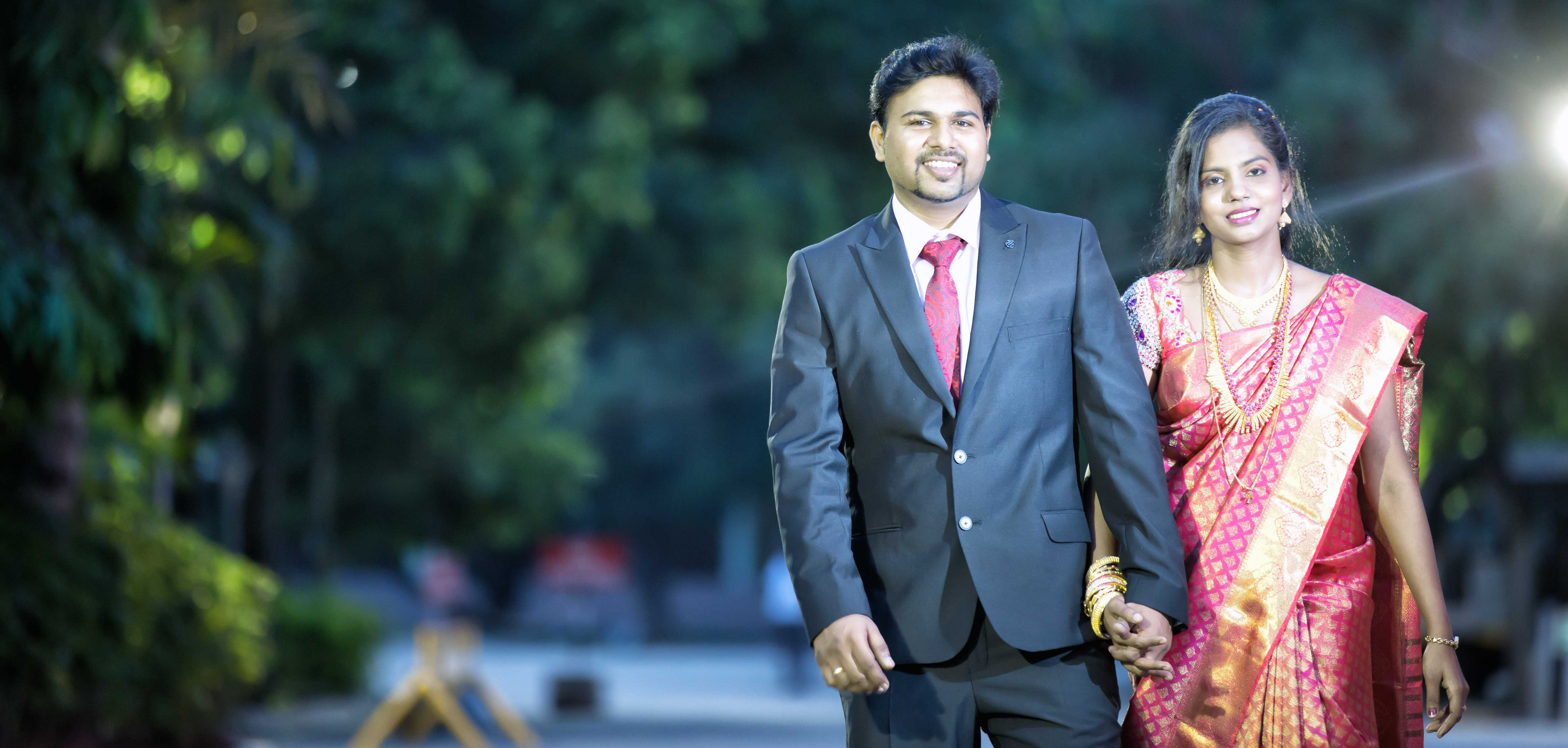 Dilip & Sheba\'s Wedding - Chennai, India | Franklin Marian Photography